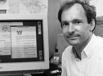 Тим Бернерс-Ли, 1990 год