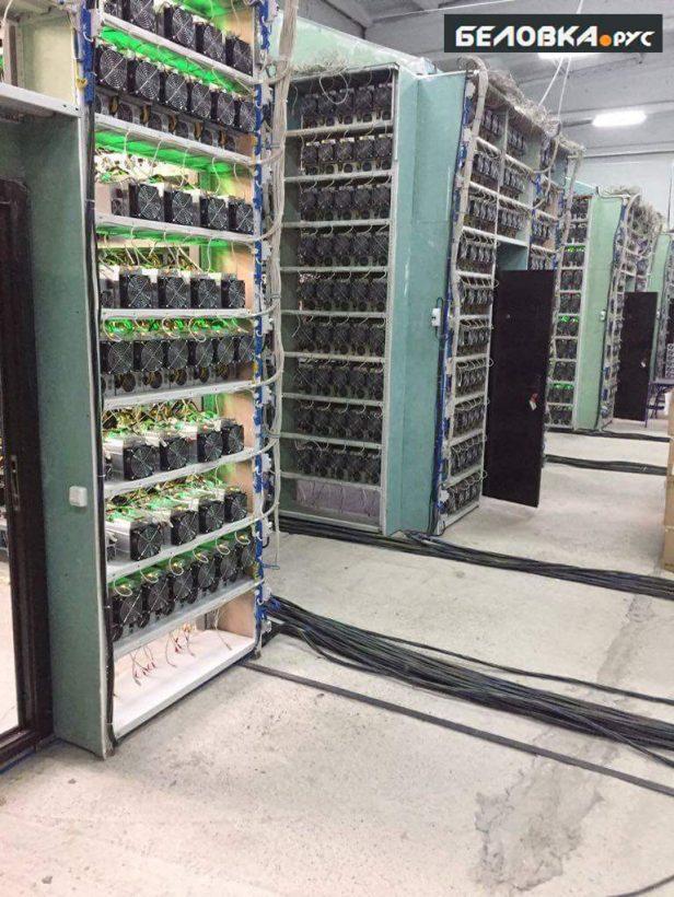 Оренбургских майнеров подозревают в краже электричества на 60 млн рублей