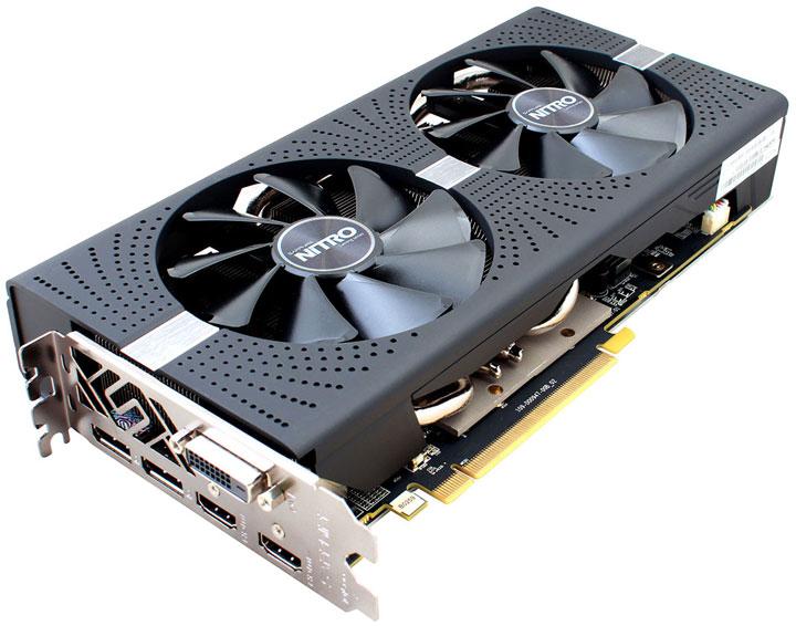 Sapphire выпустит видеокарту Radeon RX 570 Nitro+ для майнинга Grin