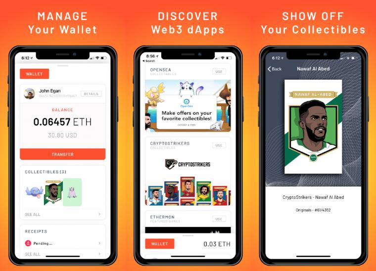 Vault запустил кошелек для коллекционных токенов в App Store