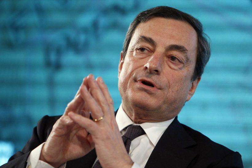 Марио Драги: регулирование биткоина не входит в обязанности ЕЦБ