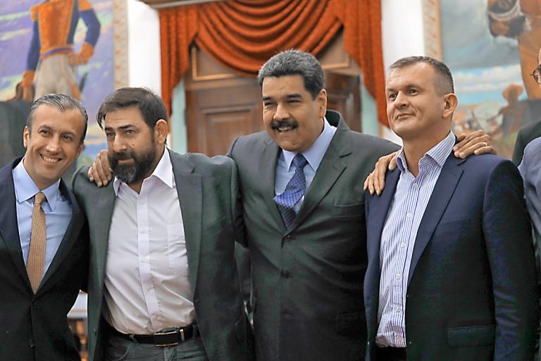 TIME: Россия секретно помогала Венесуэле с запуском криптовалюты El Petro