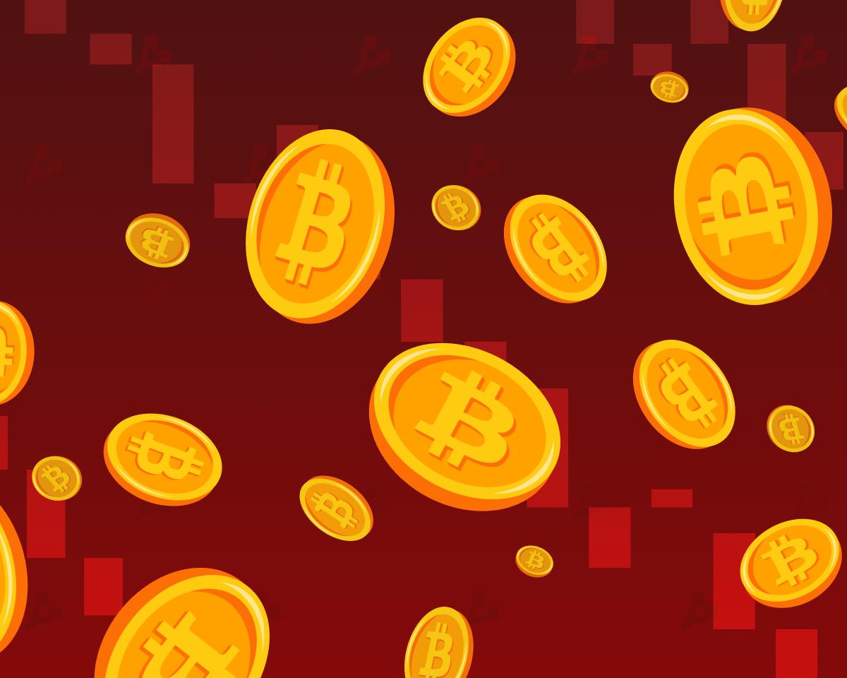 Год назад биткоин упал ниже $4000. С того момента криптовалюта подорожала в 15 раз