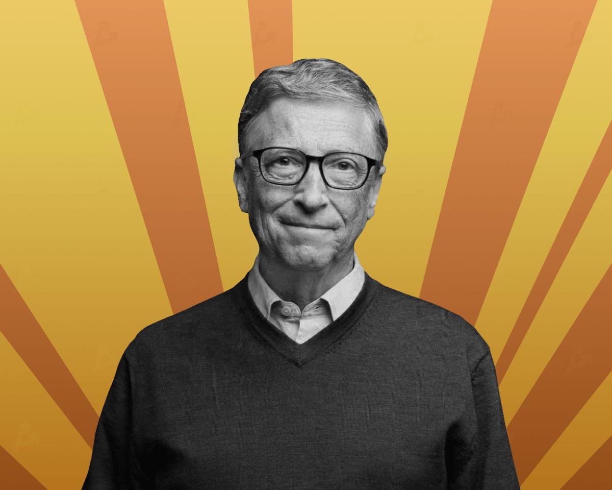 Билл Гейтс призвал инвесторов быть осторожнее с биткоином