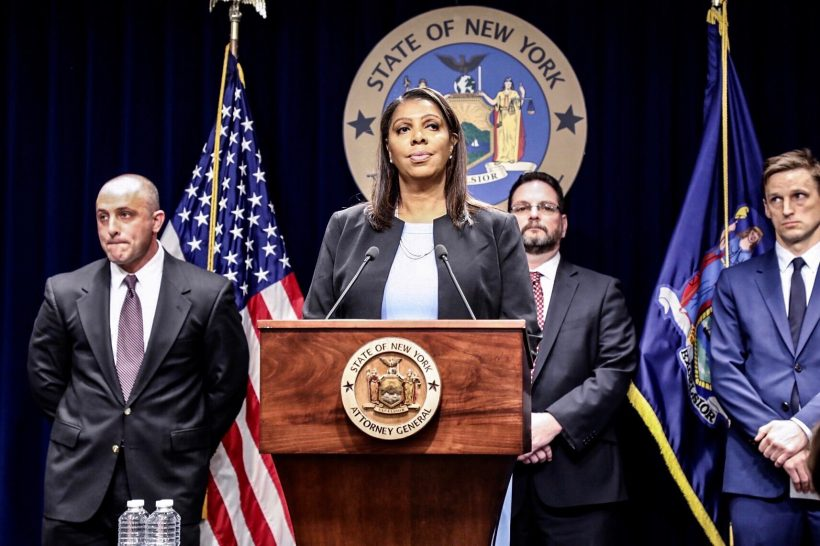 Генпрокуратура Нью-Йорка попросила суд не отменять предписание в отношении Bitfinex