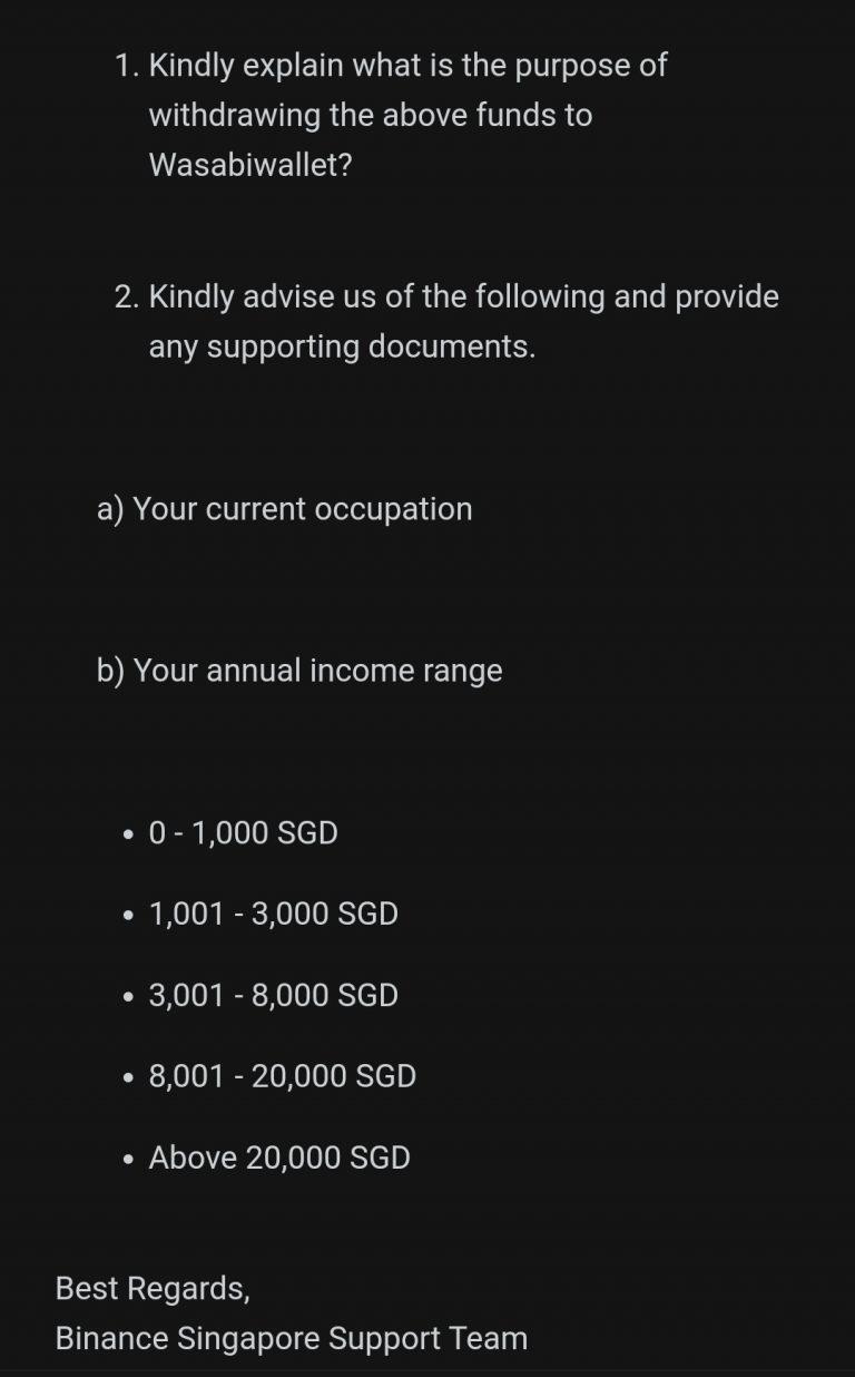 Binance адрес для вывода средств