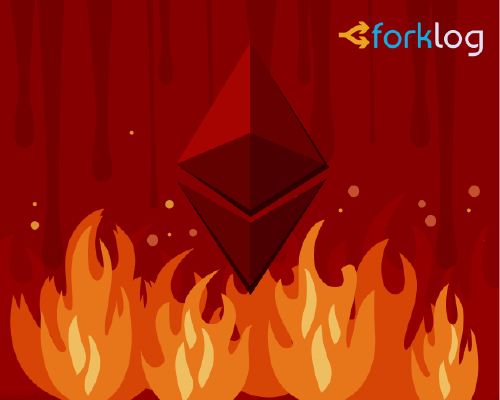 IntoTheBlock: nine out of ten Ethereum investors are now in the red