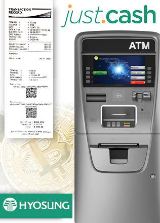 В южнокорейские банкоматы добавлена поддержка биткоина
