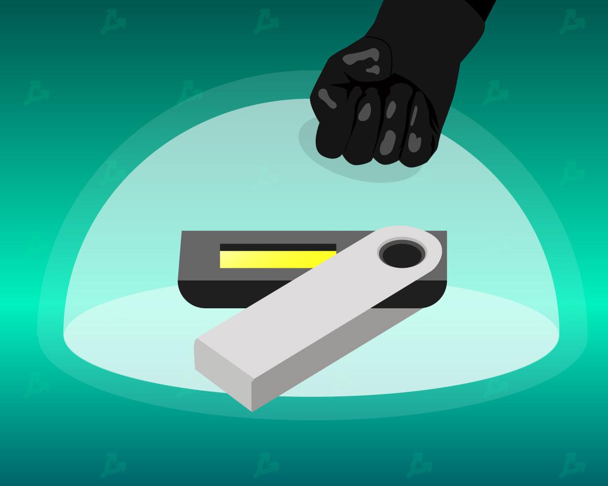 Мошенники разослали взломанные устройства Ledger для кражи криптовалют
