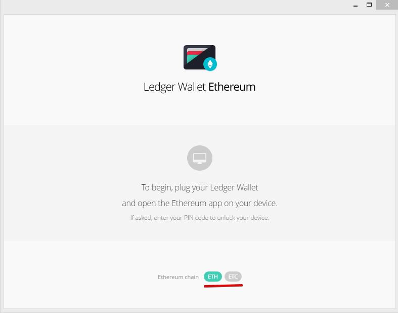 ledger-wallet-ethereum