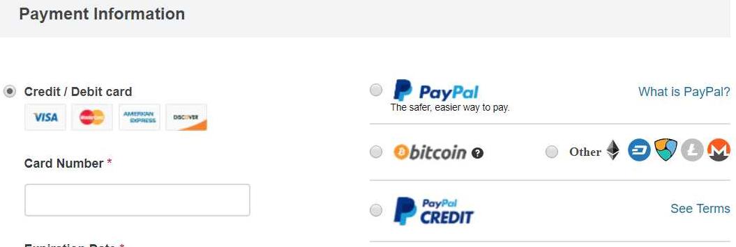 Онлайн-ритейлер Overstock добавит поддержку 60 криптовалют