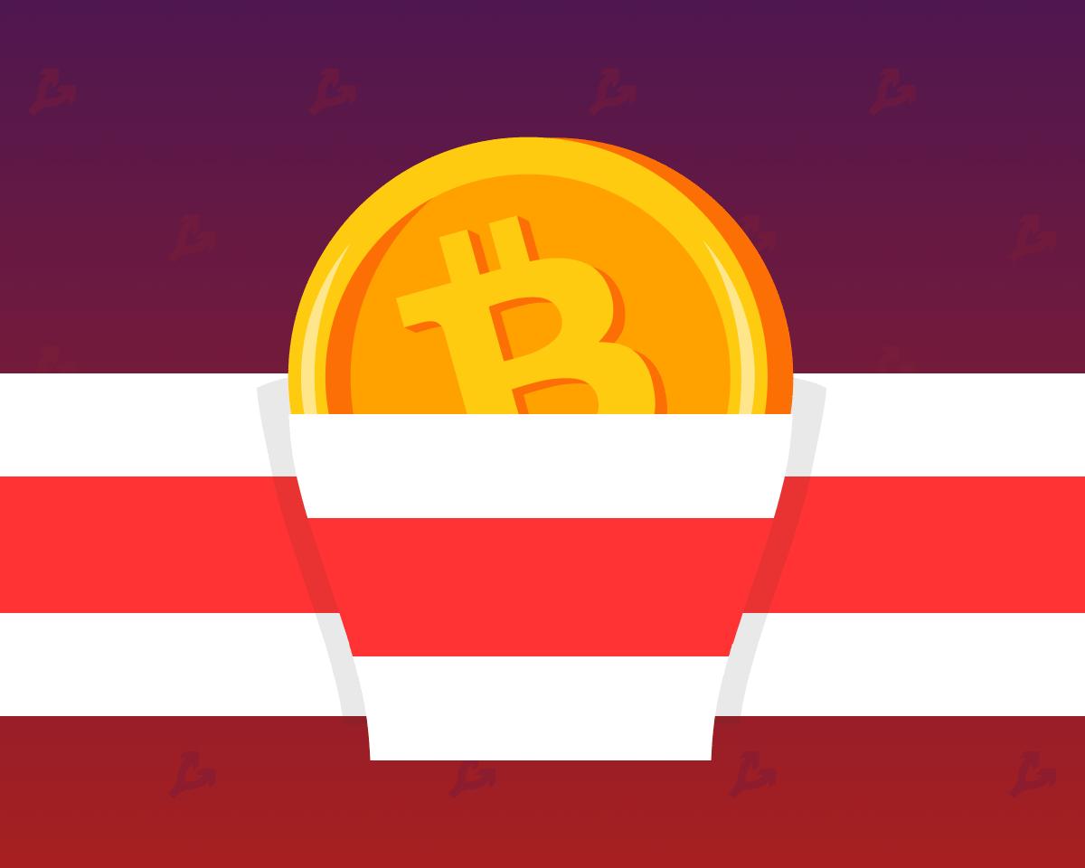 НКО начала выплаты в биткоинах уволенным белорусам и задумалась о создании паралелльной криптоэкономики