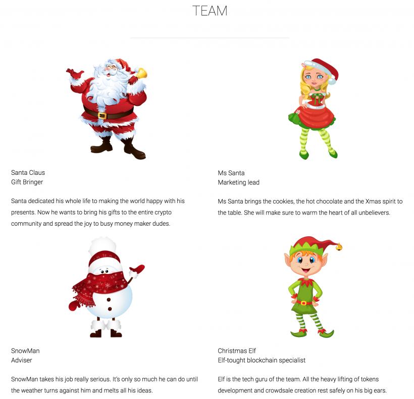 Прощай, дымоход: Санта Клаус выпустит 3 млн рождественских токенов