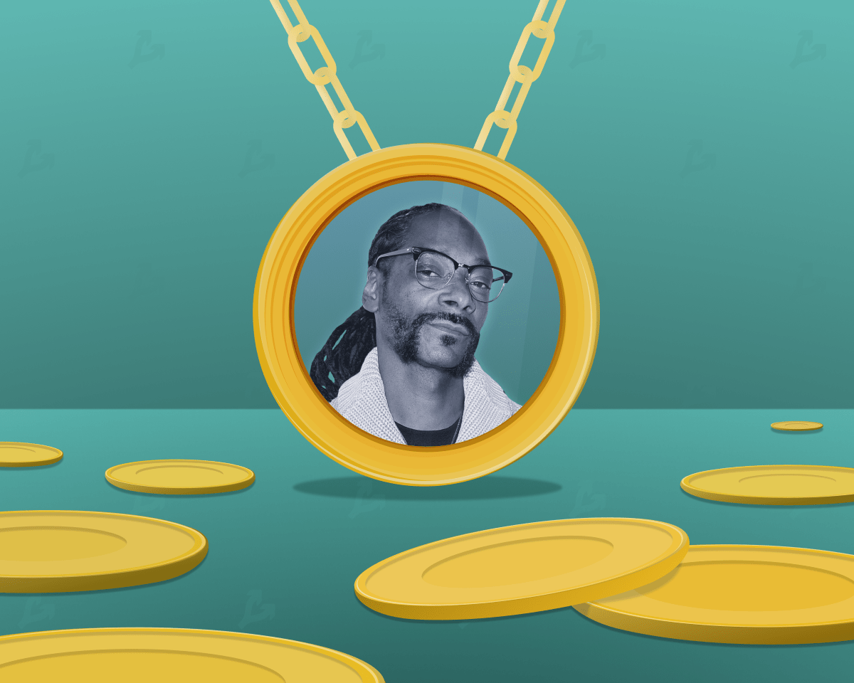 Snoop Dogg купил NFT за 1300 ETH