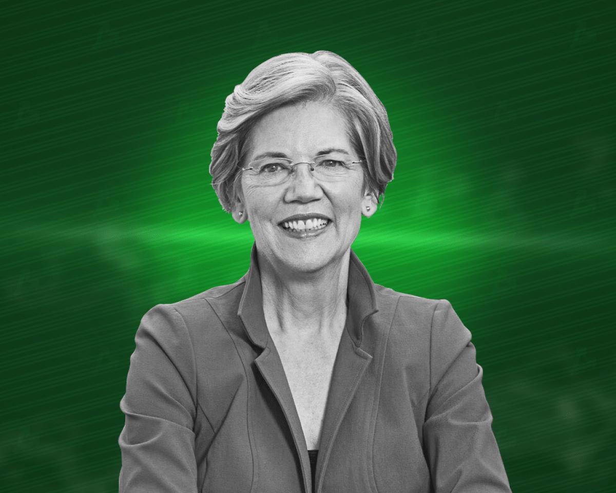 Сенатор Элизабет Уоррен предложила изучить значение криптовалют для программ-вымогателей