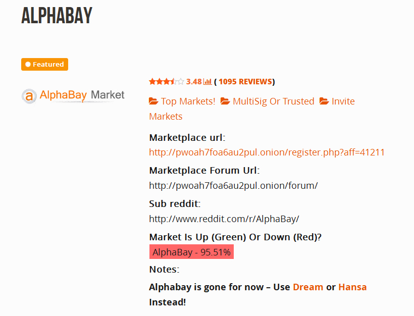 Dream Market Reddit
