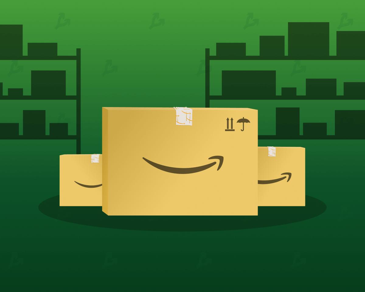 СМИ: Amazon начнет принимать биткоин-платежи до конца года