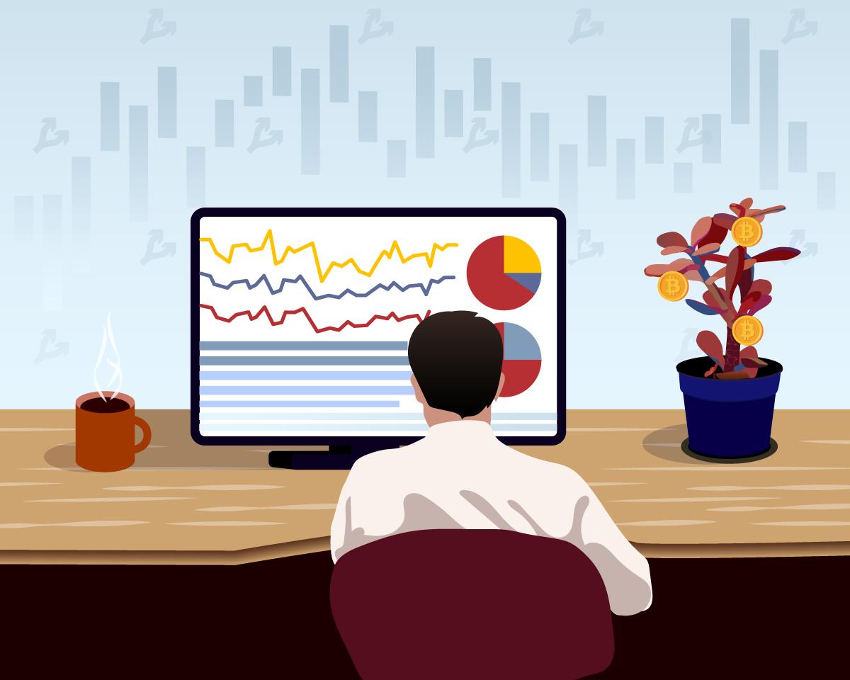 Отчет: открытый интерес на рынке фьючерсов резко упал на фоне коррекции биткоина