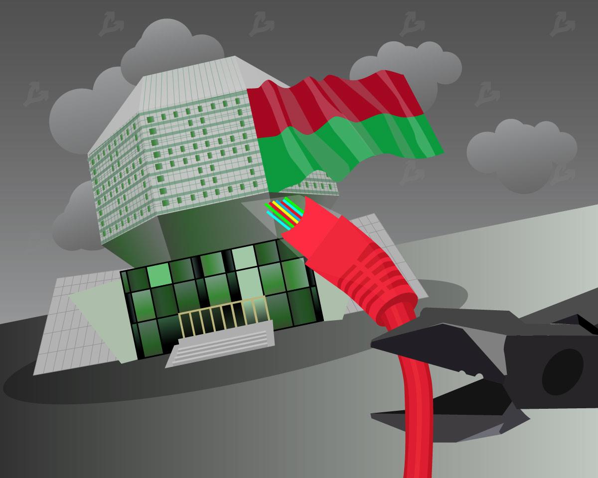 Sandvine отказалась поставлять Беларусь оборудование, использовавшееся для блокировок интернета