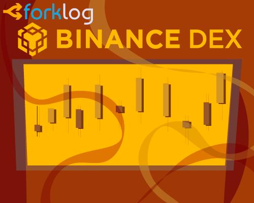 На бирже Binance DEX стартовали торги