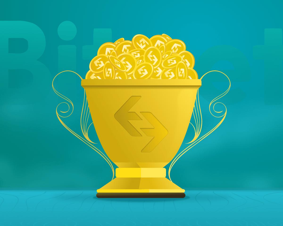 BitGet анонсировала торговый конкурс с призовым фондом до 100 BTC