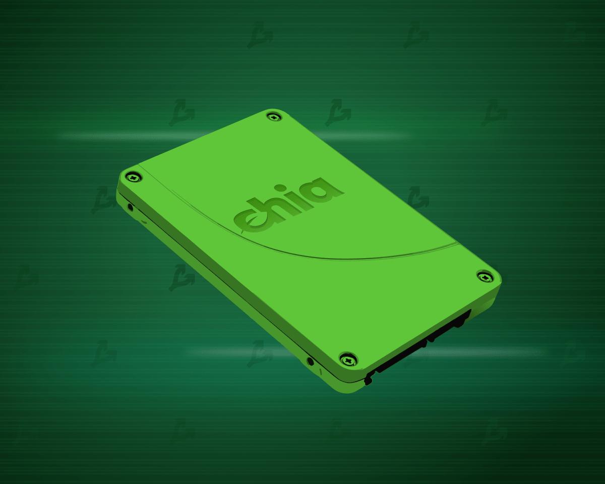 PNY на 80% сократила ресурс записи SSD из-за майнеров Chia