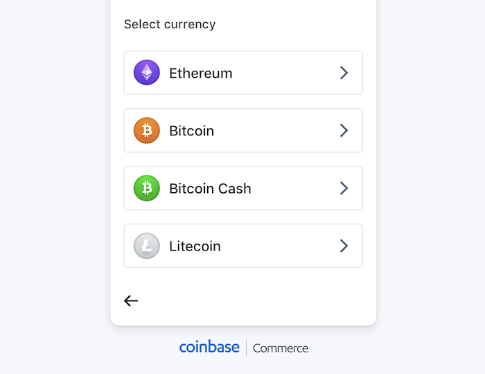 Coinbase запустила тестовую версию плагина для криптовалютных платежей