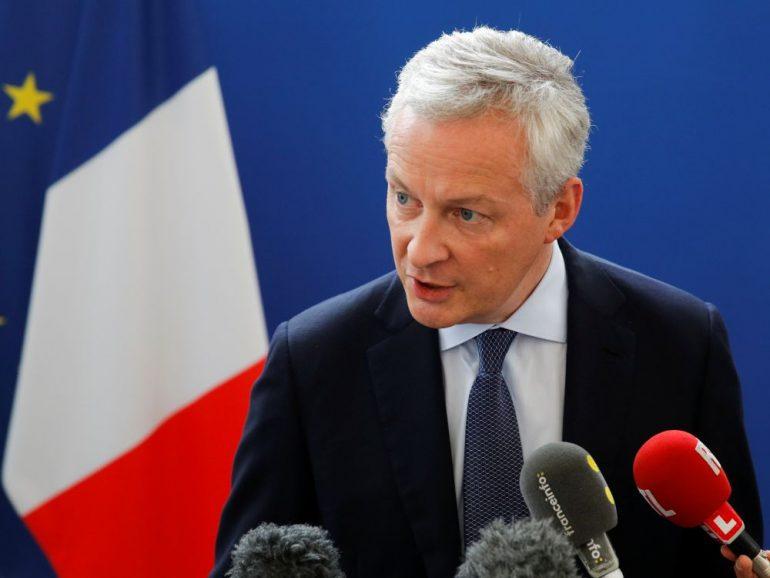 Франция заблокирует разработку Libra в Европе — министр финансов