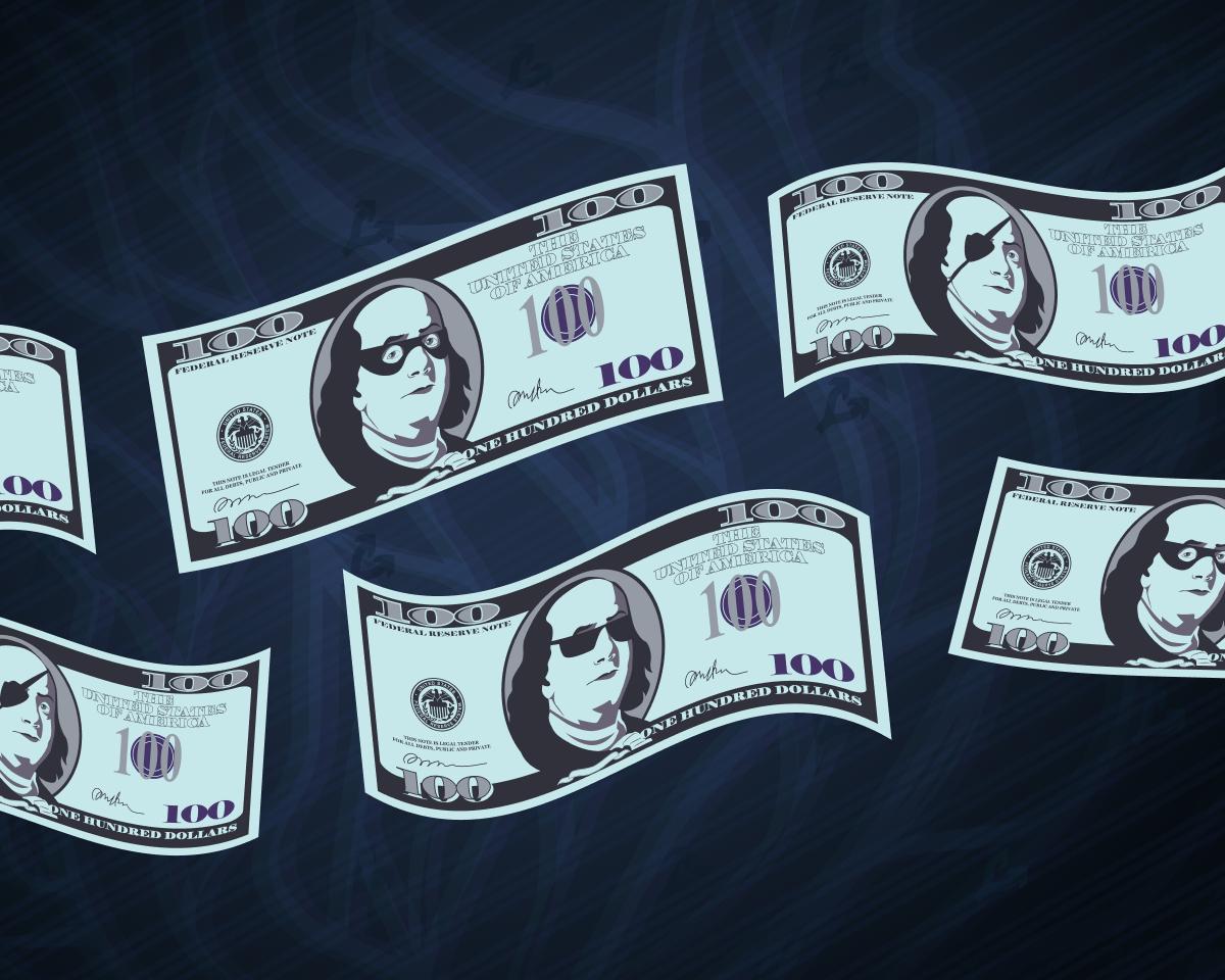 В РФ мошенники продали за криптовалюту 1 млрд поддельных рублей