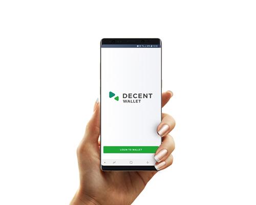 Команда DECENT представила бета-версию мобильного кошелька для Android