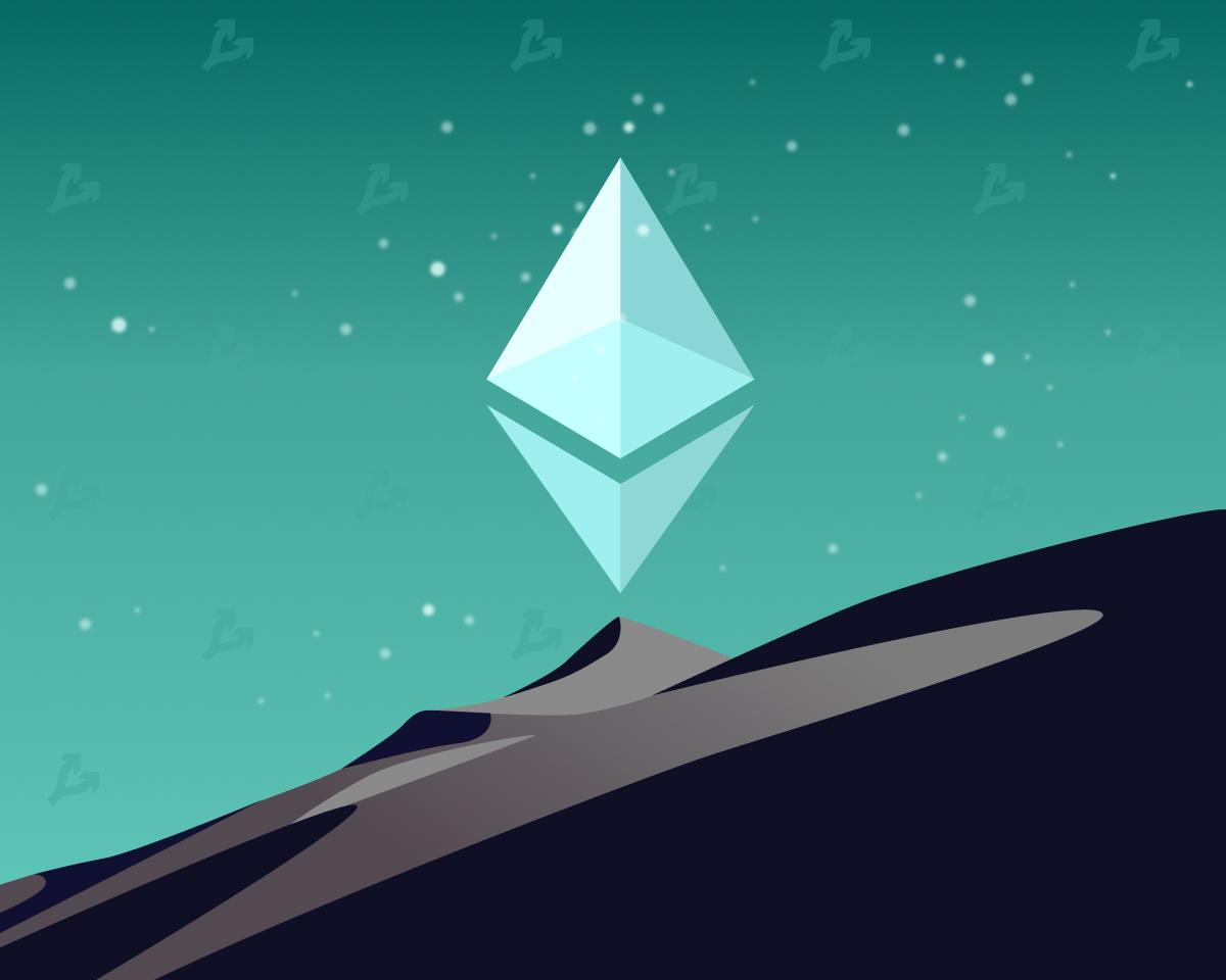 Мнение: курс Ethereum удерживает финансовая пирамида Forsage