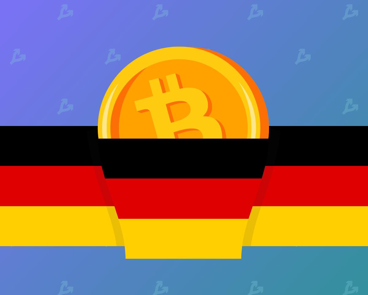 В Германии разрешили проведение токенсейла на базе биткоина