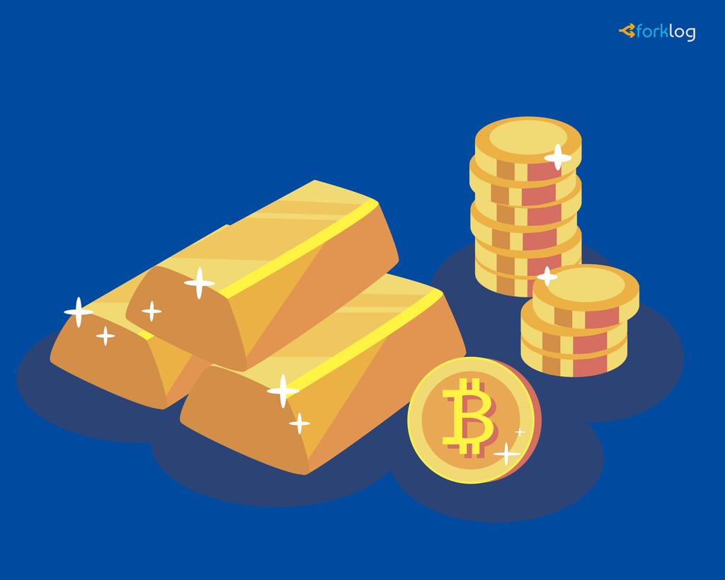 Newscape Capital: в условиях военного конфликта инвесторы предпочтут золото биткоину