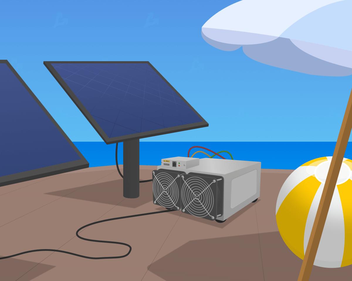 Рентабельно ли майнить биткоин с помощью солнечной энергии