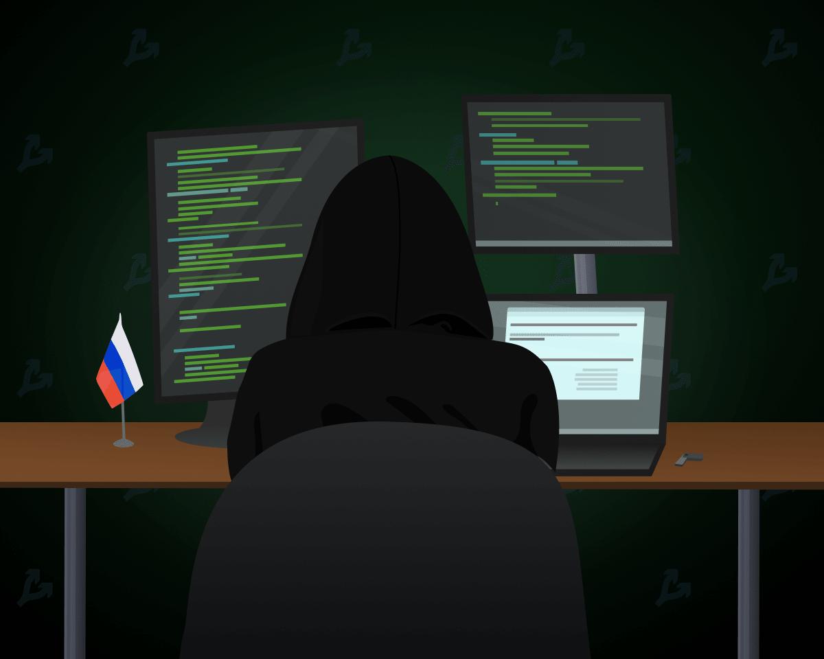 МВД установило подозреваемых в вымогательстве криптовалют у российских организаций