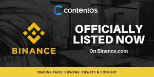 CEO Contentos: листинг на Binance открывает новые возможности для проекта, в том числе в России