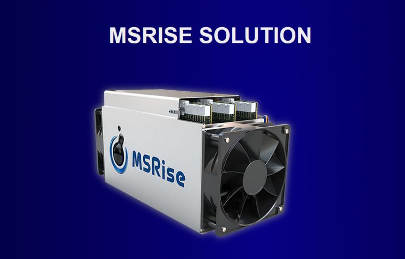 Компания MSRise выпустит майнер с низким электропотреблением