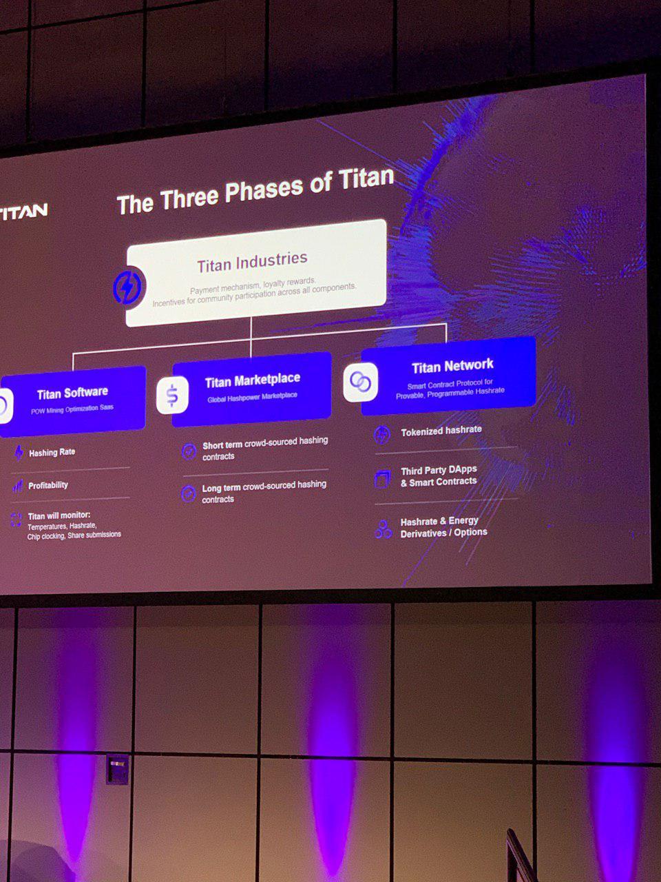 Стартап Bloq представил проект токенизированного рынка хешрейта