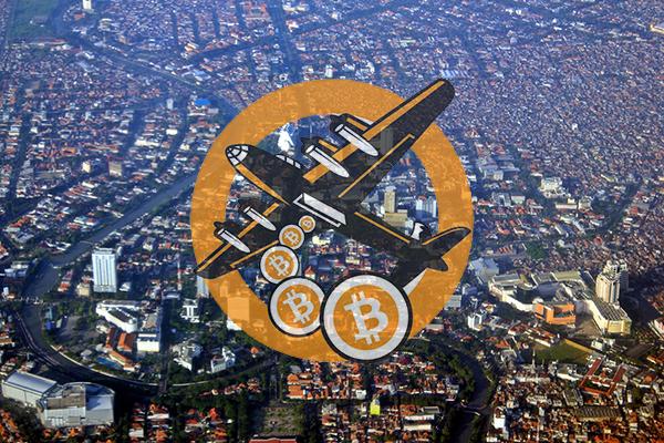 bitcoin indonézia