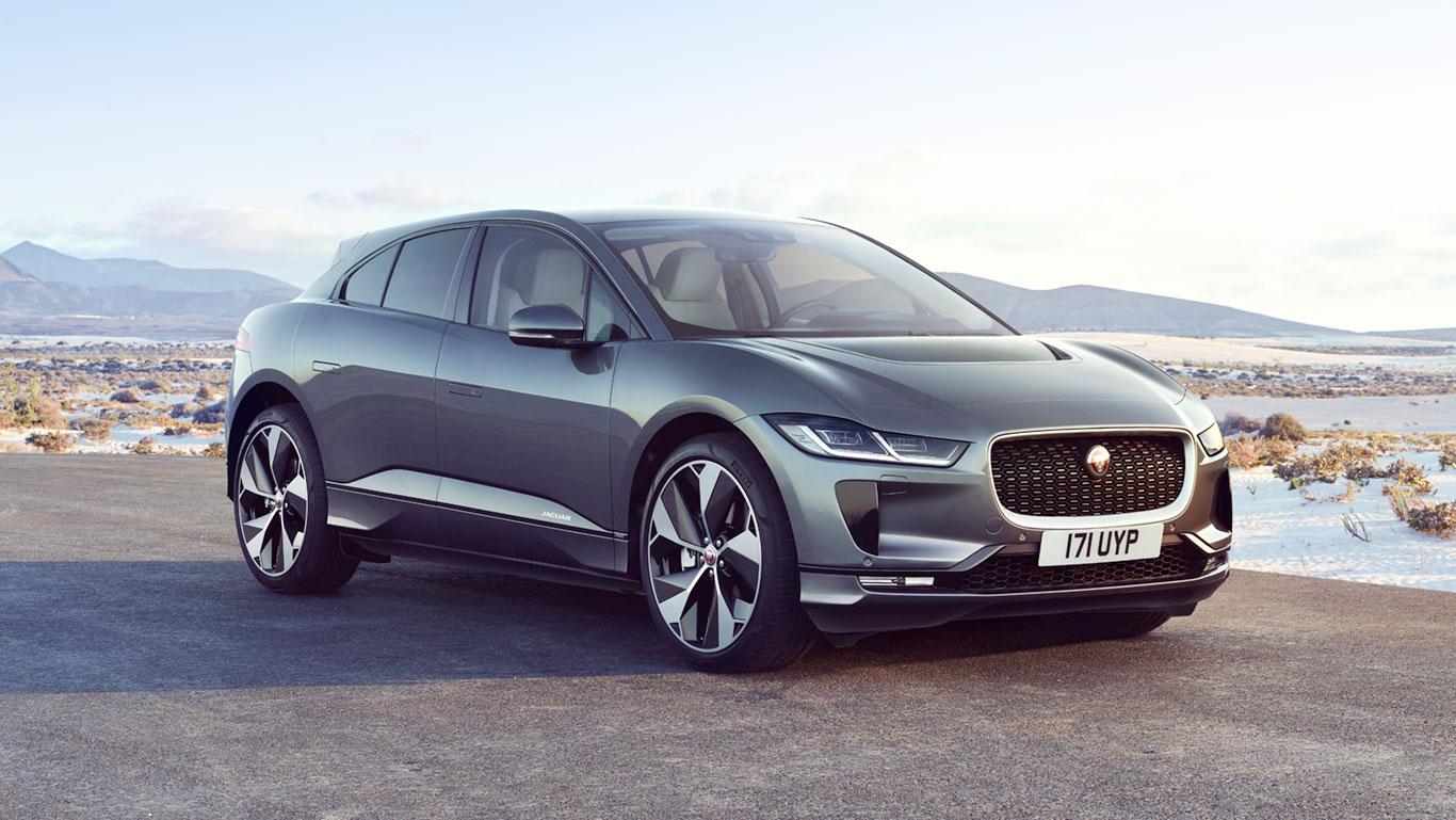 Блокчейн в электрокарах Jaguar, цепи поставок ВВС США и другие инициативы по внедрению технологии