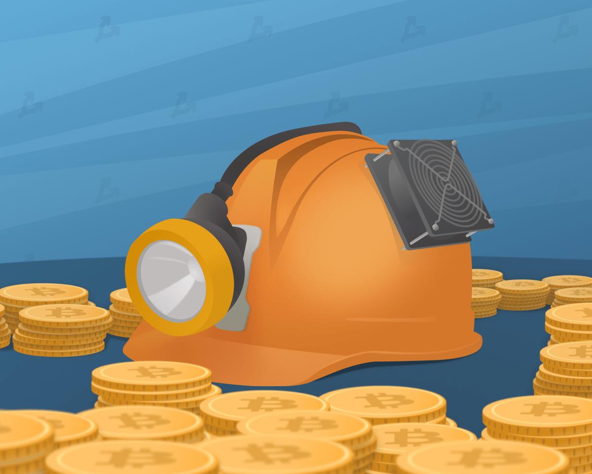 Доход майнеров биткоина достиг максимума с начала года