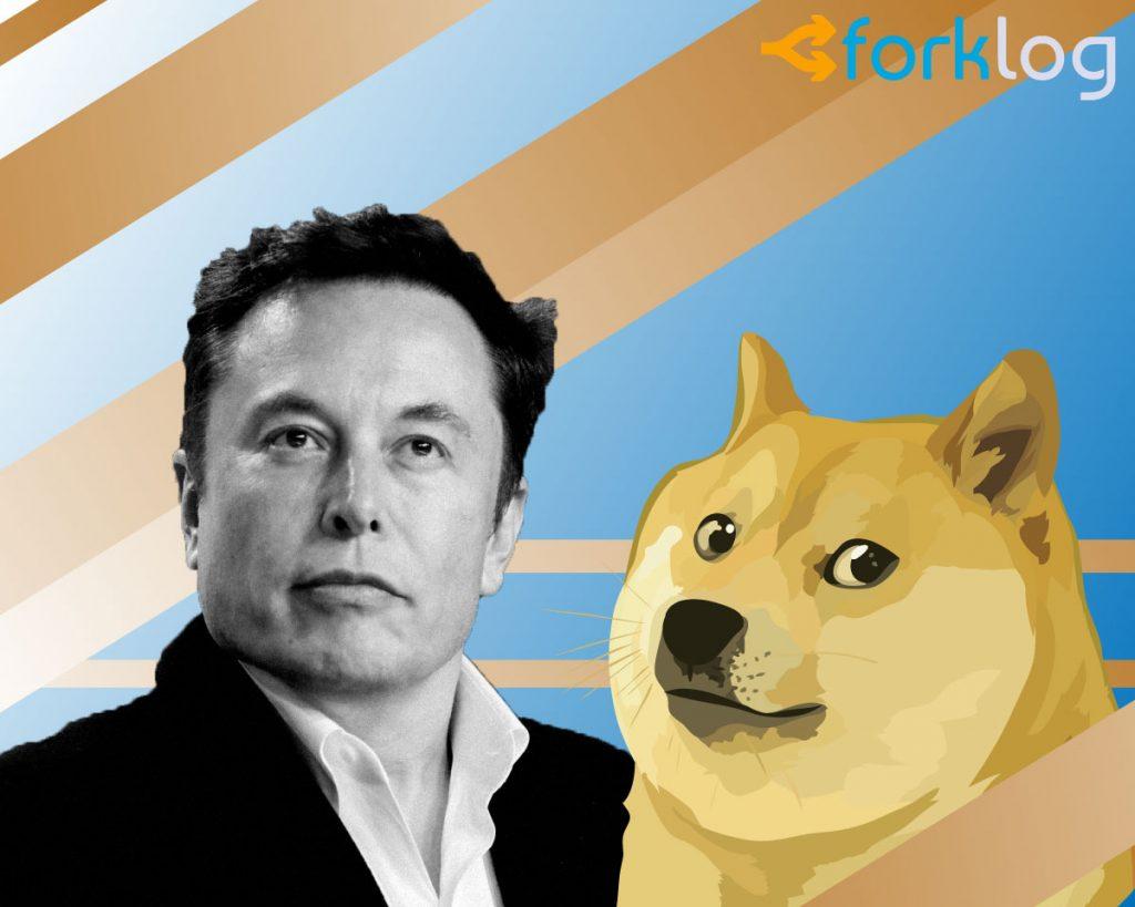 Илон Маск восхитился «собачьей монетой»