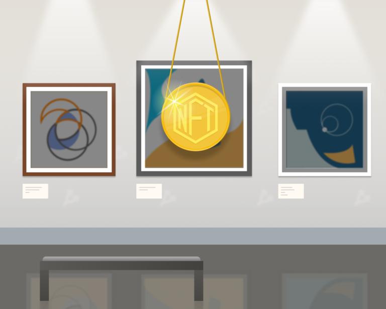 Fetch.ai запустил NFT-маркетплейс для объектов искусства, созданных с помощью ИИ
