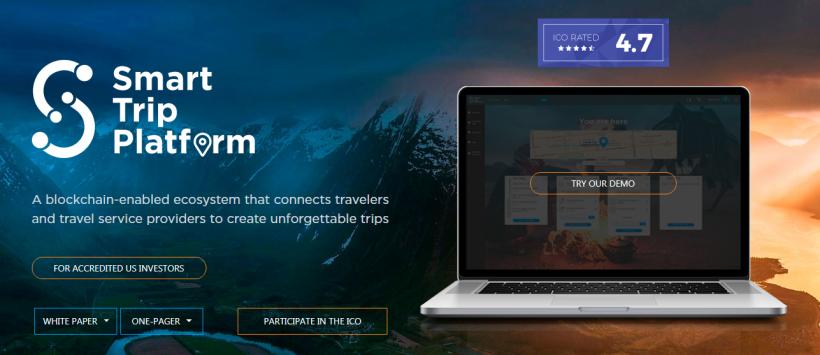 Блокчейн-проект Smart Trip запускает платформу для планирования путешествий
