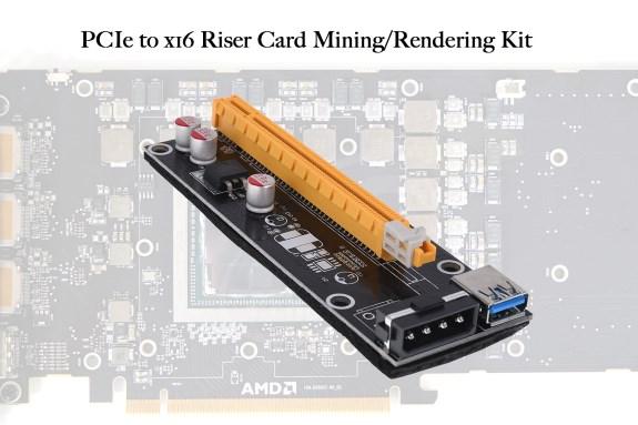Aquatuning представила расширитель PCIe для майнинга Ethereum