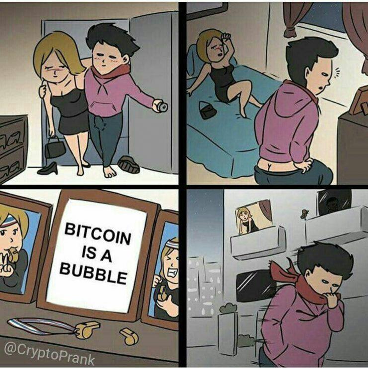 Так-так, что тут у нас: медвежий рынок и тупые мемы? Дайте две