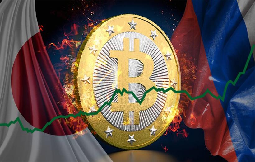 Россия отказалась от внедрения японского опыта регулирования криптовалют