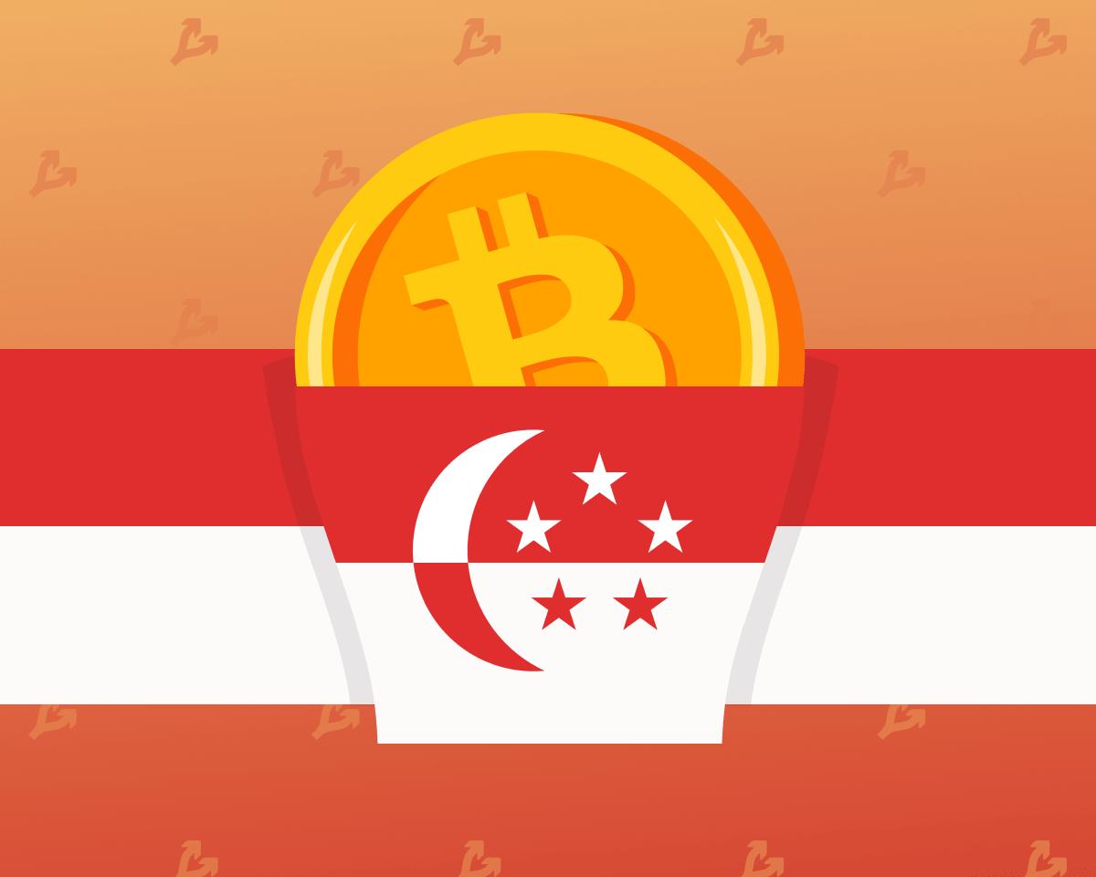 В Сингапуре выпустили стейблкоин, обеспеченный национальной валютой