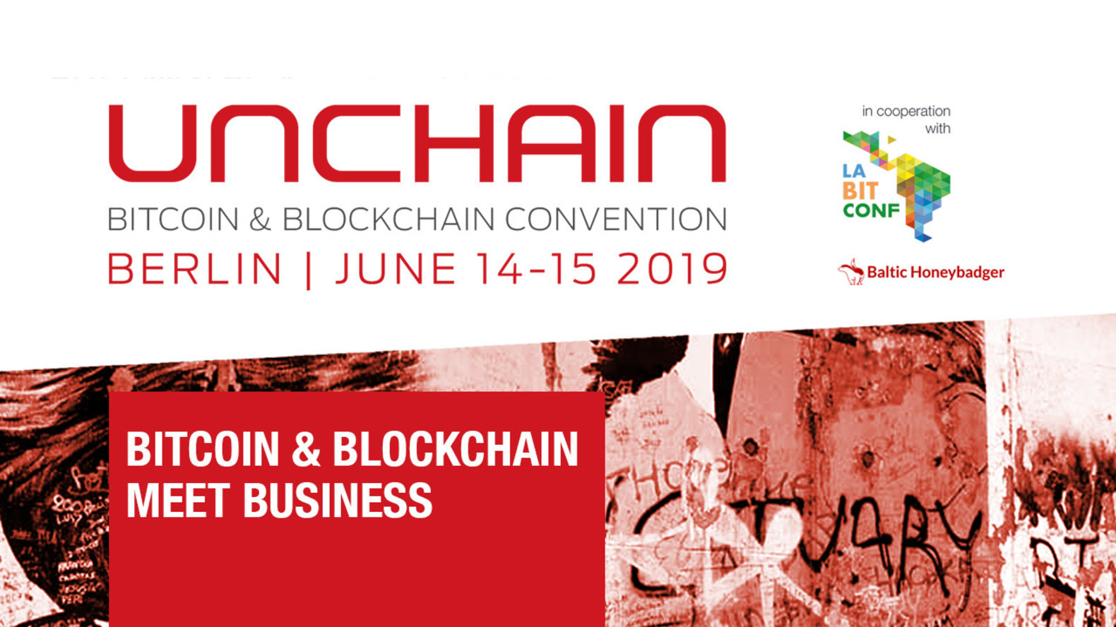 Ведущая европейская биткоин-конференция UNCHAIN пройдет в Берлине