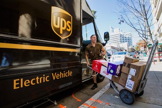 UPS присоединяется кBiTA для блокчейн логистики
